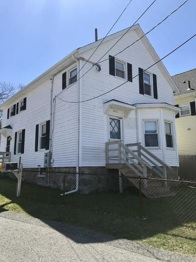 Fall River Multi Family Home For Sale: 2671 N Main St