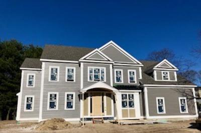 Needham Single Family Home Under Agreement: 66 Yale Road