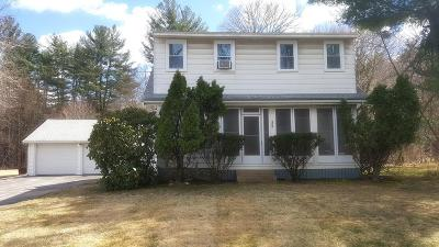 Milton, Quincy, Weymouth, East Bridgewater, Hanover, Hanson, Pembroke, West Bridgewater, Whitman Single Family Home New: 989 W Washington St