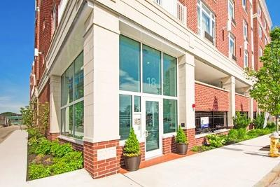 Quincy Condo/Townhouse For Sale: 18 Cliveden Street #604W