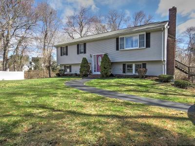 Abington MA Single Family Home New: $369,900