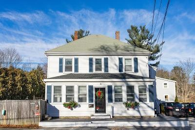 Manchester Single Family Home For Sale: 22 Forest St