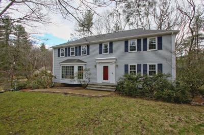 Wayland Single Family Home New: 9 Hickory Hill Road