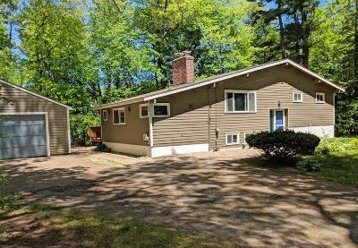 Sudbury Single Family Home For Sale: 54 Blackmer Road