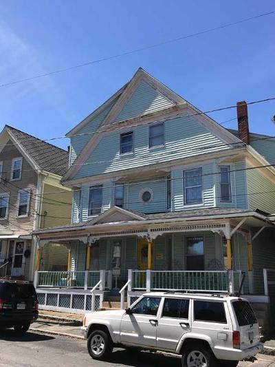 Gloucester Multi Family Home Price Changed: 40 School Street