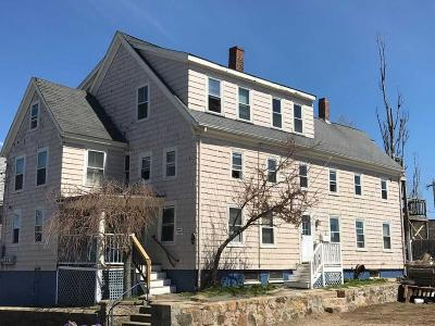 Gloucester MA Multi Family Home New: $549,000