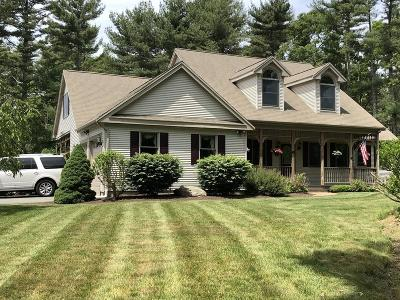Rochester Single Family Home For Sale: 42 Haskell Ridge Rd