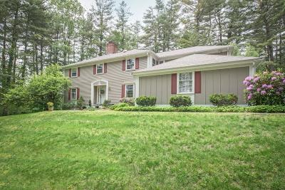 Sudbury Single Family Home For Sale: 79 Bent Rd.