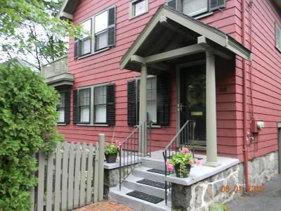 Milton Multi Family Home Under Agreement: 88 Brush Hill Rd