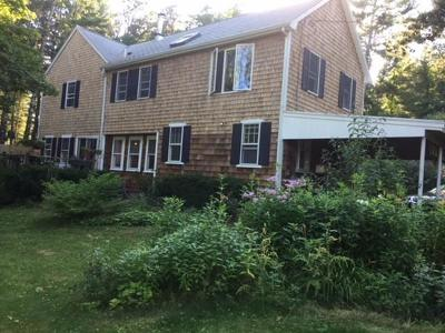 Wareham Single Family Home For Sale: 147 Great Neck Rd