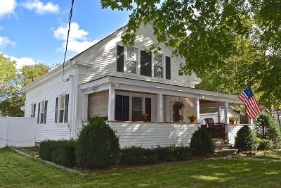 MA-Norfolk County, MA-Plymouth County Single Family Home New: 3 Chapel Lane