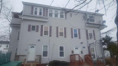 Brockton Multi Family Home Under Agreement: 27 Brett Street