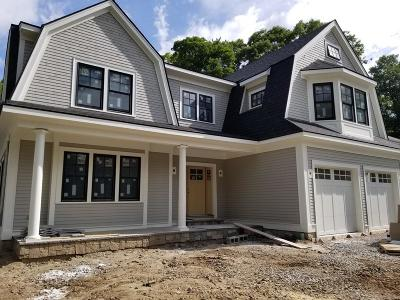 Needham Single Family Home New: 25 Hoover Road
