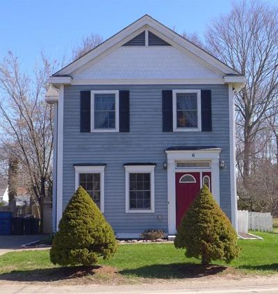 Randolph Single Family Home Under Agreement: 6 Mill Street