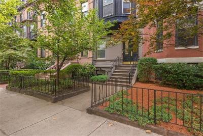 Condo/Townhouse New: 329 Beacon St #2