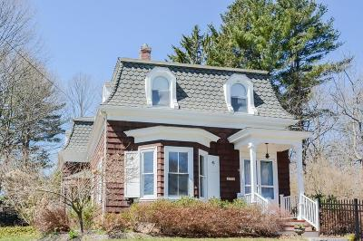 Reading Single Family Home Under Agreement: 175 Summer Avenue
