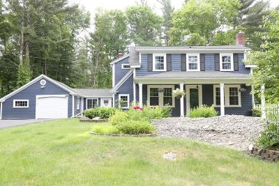 Lakeville MA Single Family Home New: $375,700