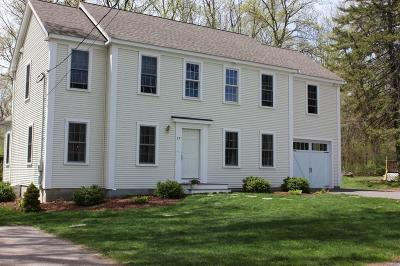 Southborough Single Family Home New: 17 Walnut Drive