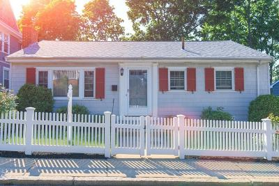 Boston Single Family Home For Sale: 37 Orchardhill Rd
