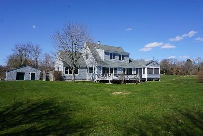 Westport Single Family Home New: 5 Maple Lane