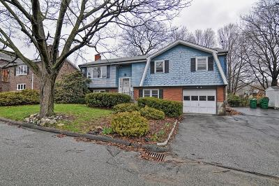Medford Single Family Home Sold: 93 Cedar Road North