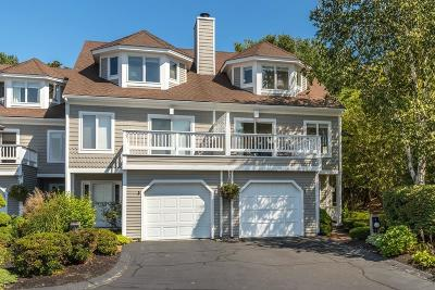 Gloucester MA Condo/Townhouse New: $719,000