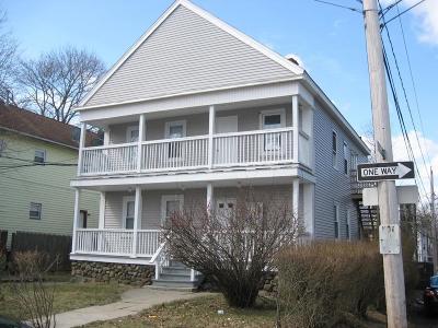 Brockton Multi Family Home Price Changed: 21 Goddard Road
