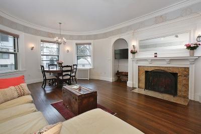 Arlington Condo/Townhouse Sold: 53 Appleton St #3