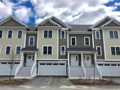 Hanover Condo/Townhouse For Sale: 52 Sconset Landing #TH-B