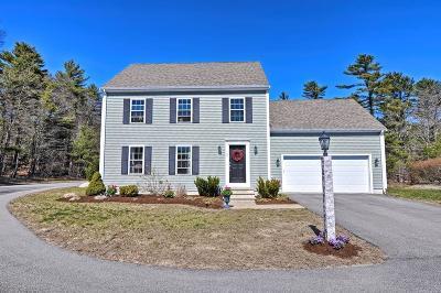 Hanson Single Family Home Under Agreement: 391 Franklin St #9