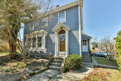 Boston Single Family Home Under Agreement: 44 Bournedale Rd