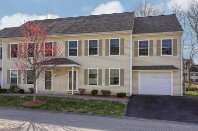 Billerica Condo/Townhouse Under Agreement: 46 McKenna Dr #46