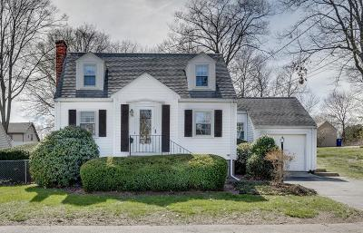 Braintree Single Family Home Under Agreement: 178 Shaw St