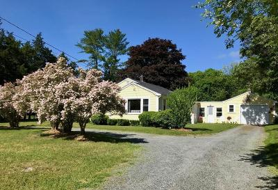 MA-Norfolk County, MA-Plymouth County Single Family Home New: 156 North St