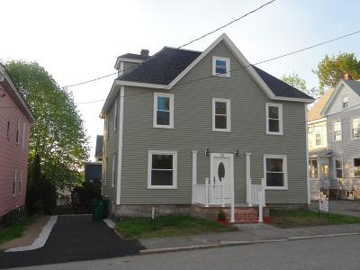 Lowell Single Family Home For Sale: 50 Whitney Avenue