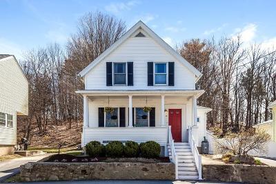 Maynard Single Family Home Under Agreement: 41 Thompson St