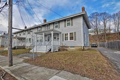 Plymouth Multi Family Home For Sale: 19-25 Forest Ave