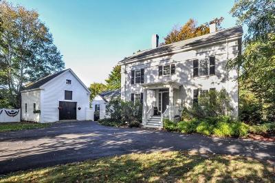 Hanover Single Family Home Contingent: 288 Washington St