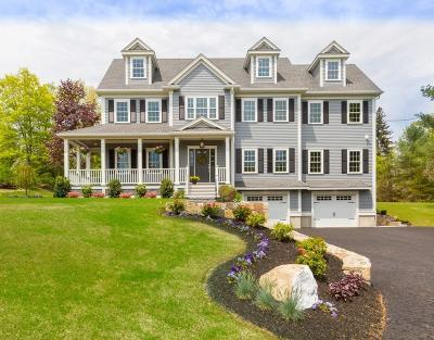 Single Family Home For Sale: 8 Cedar Ridge Drive