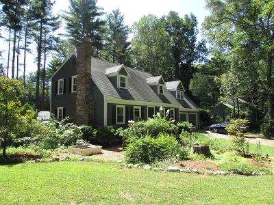 Lakeville MA Single Family Home New: $399,900