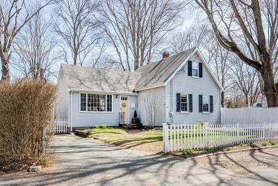 Wenham, Hamilton Single Family Home Under Agreement: 11 Rust Street