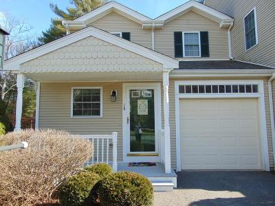 Middleboro Condo/Townhouse Under Agreement: 18 Sycamore Dr #18