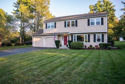 Hudson Single Family Home Under Agreement: 2 Martin Cir