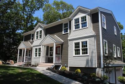 Gloucester Condo/Townhouse For Sale: 3 Wolf Hill Road #A