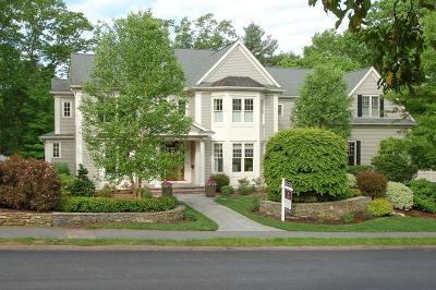 Wellesley Single Family Home Under Agreement: 45 Westgate Rd