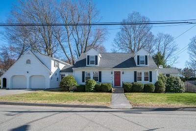 Marlborough Single Family Home Under Agreement: 39 Harvard St