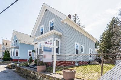 Maynard Single Family Home Under Agreement: 2 East St