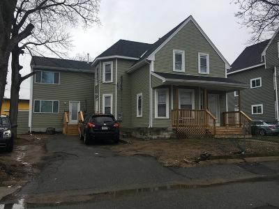 Brockton Multi Family Home Under Agreement: 14 Somerset Pl