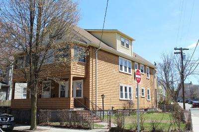 Cambridge Multi Family Home Under Agreement: 2 Stearns Street