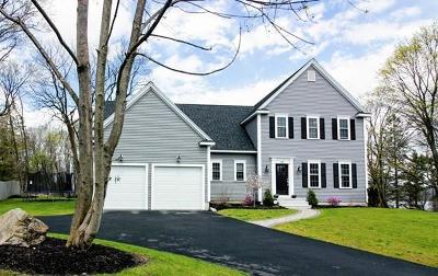 Southborough MA Single Family Home For Sale: $865,000